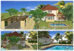 Sims 2 — Tgm-Lot-10 (Furnished) by TugmeL — Only Sims-2 and full furnished!! Additional packages are ready for the garage