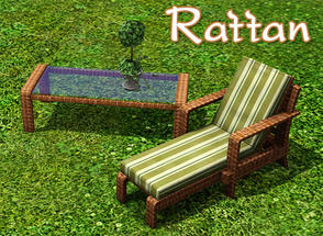 Sims 3 — Rattan by sim_man123 — Made by sim_man123 from TSR.