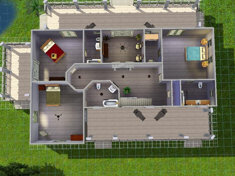 Dooder85 39 s beach house for Beach house 3 free download
