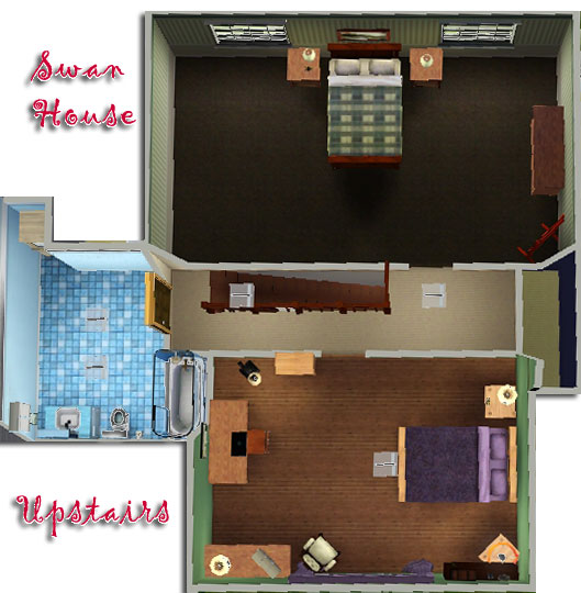 Glachaille 39 s swan house from twilight movie version for Twilight house floor plan