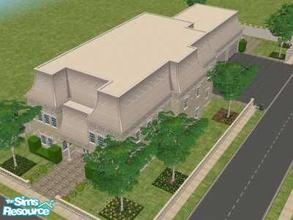 Sims 2 — St. Andrews by KatieKing — Large lot with traditional home featuring kitchen/dining room, living room, 3 baths,
