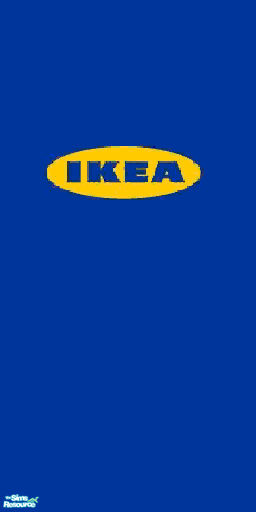 lolo1037 39 s ikea logo wallpaper