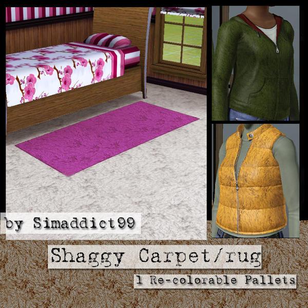 Simaddict99's Shaggy Rug
