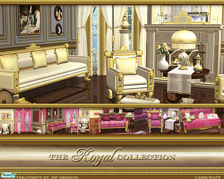 Cashcraft S The Royal Collection