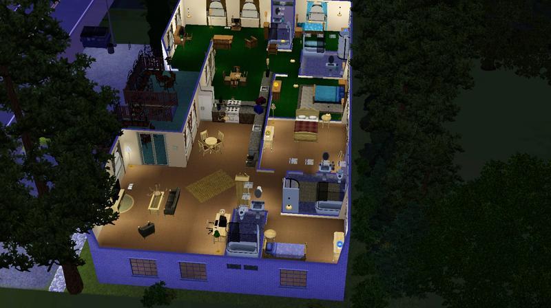 Dragonqueen 39 s pinewood fourplex for Cost to build fourplex