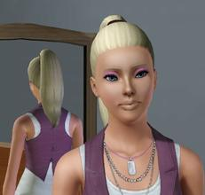 Sims 3 — Illianya by jennygirl17 — My newest cutie hope u like her.