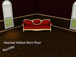 Sims 3 patterns 39 haunted 39 for Hollow to floor meaning