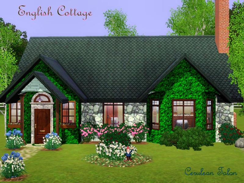 Cerulean Talon S English Cottage