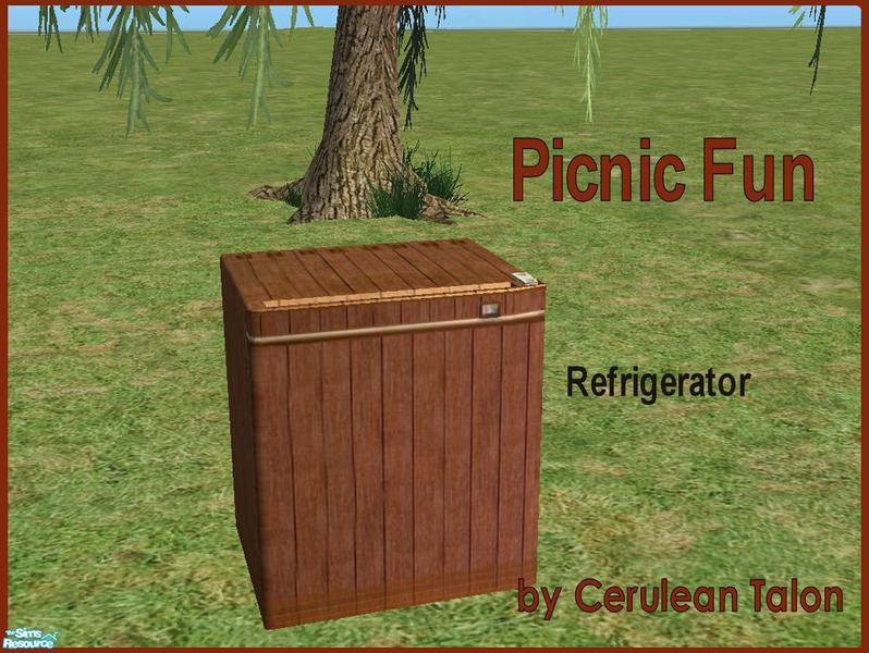 cerulean talon s picnic fun mini fridge