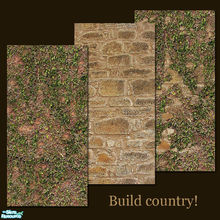 Sims 2 — evi2s  Build Country! by evi — .