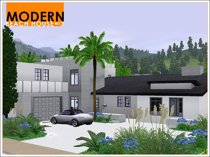 Leomo 39 s modern beach house 3 for Beach house 3 free download