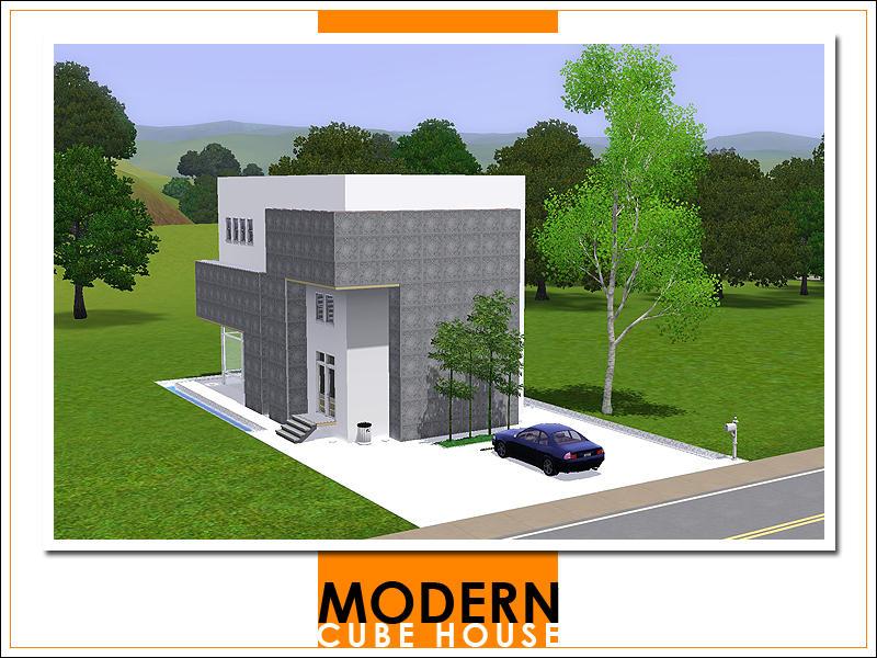Leomo 39 S Modern Cube House