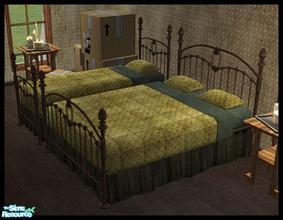 Sims 2 downloads 'bedding set'.