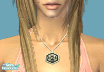 Sims 2 — Elanris Aon Jewelry - Daa by PeachKrysie — Daa is a symbol of Power and Energy. Uses