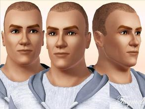 Sims 3 — Male ModeL-02 [Young Adult]  by TugmeL — By TugmeL@TSR Male Model