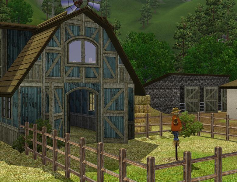 Mod the sims yasgurs farm.