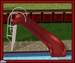 Sims 4 Cc Pool Slide