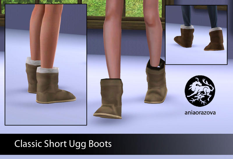 ugg the sims 4