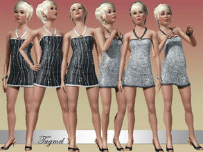 Sims 3 —  Teen Formal Set-01 by TugmeL — Standard EA Games re-color clothes.. This set has 2 Outfits By TugmeL@TSR