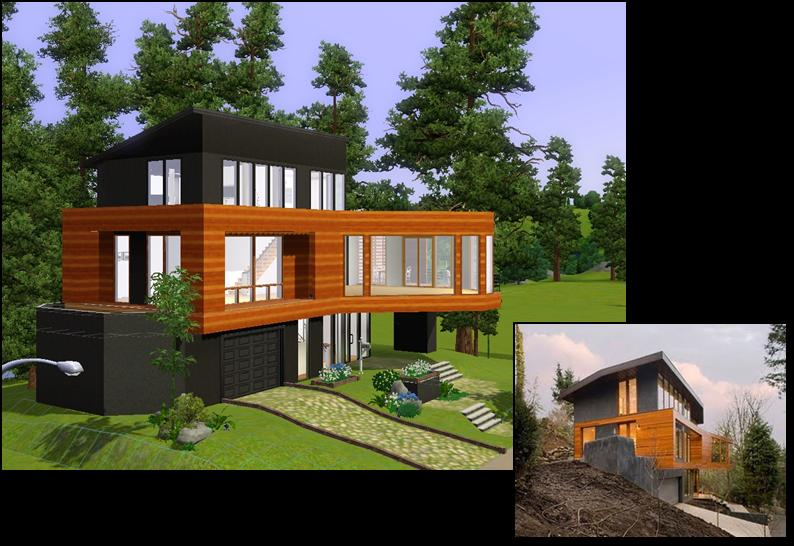 Edward Cullen House - Home Design Minimalist