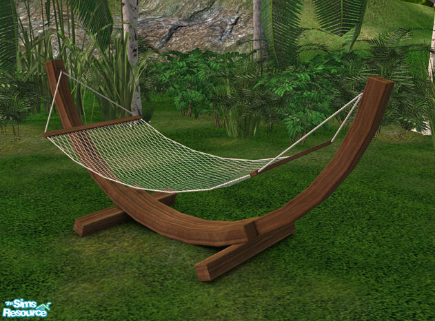 sims 3 hammock murano 39 s hammock schne und bequeme hngesessel mit gestell 20 ideen fr rebecah. Black Bedroom Furniture Sets. Home Design Ideas