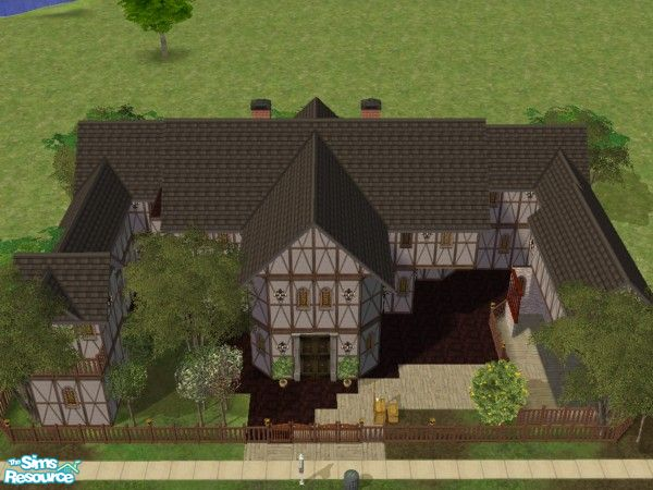 Welshwitch S Medieval Manor House