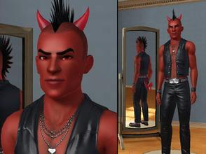 Sims 3 Downloads - 'devil tail'