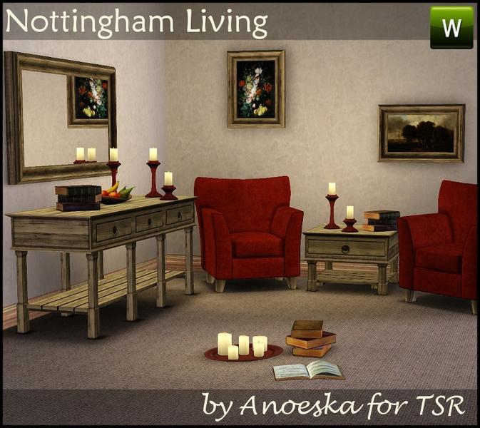 Anoeskab 39 s nottingham living for Living room nottingham