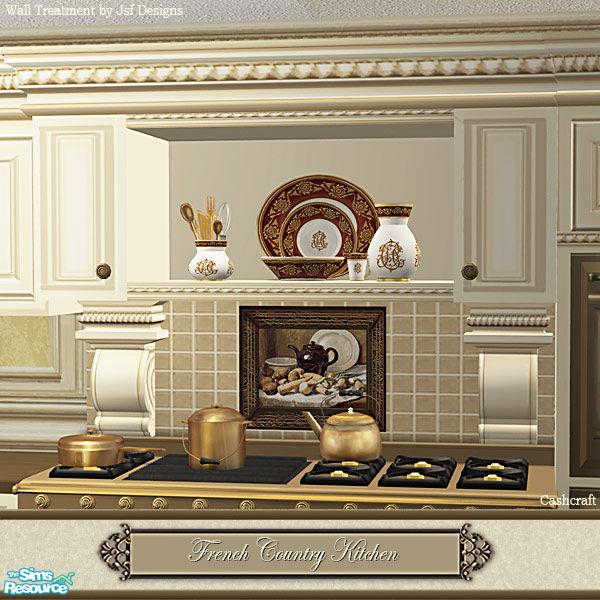 Cashcraft's French Country Kitchen