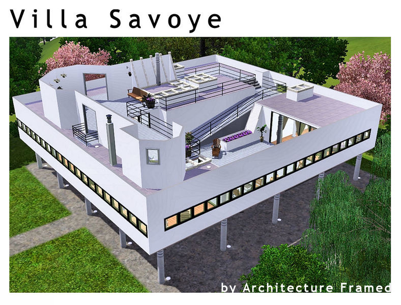 Villa Savoye Essay