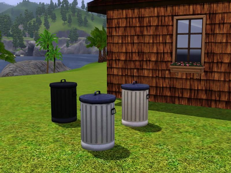babybluebug 39 s bbb outdoor trash can. Black Bedroom Furniture Sets. Home Design Ideas