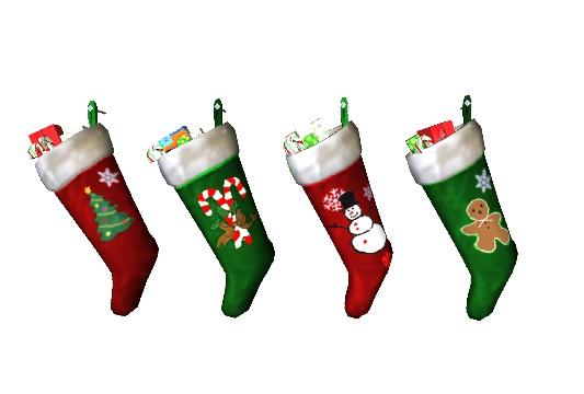 lisa9999's Christmas Stockings