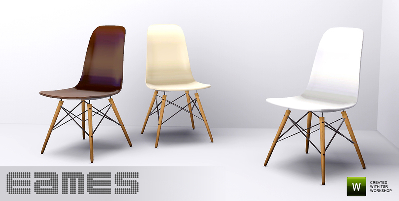 N A N U S Eames Chair 4