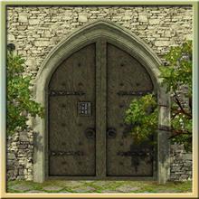 Gothic Grand Door & Sims 3 Doors - \u0027gothic\u0027