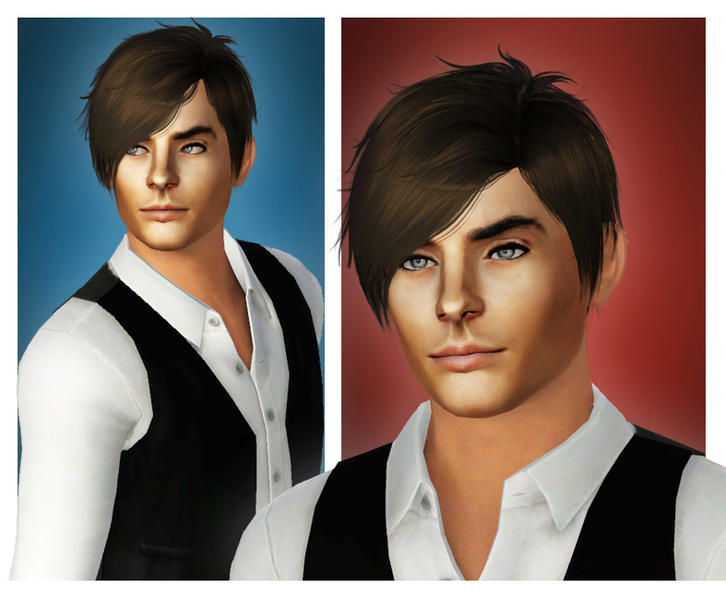 The sims 4 CAS Celebrity Sims — The Sims Forums
