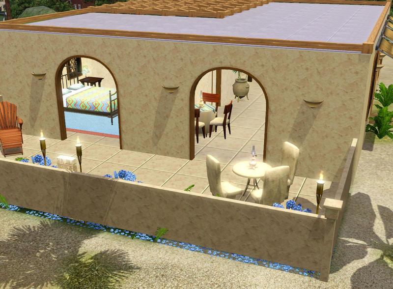 Mappam 39 s little luxor 1 bed 1 bath for Luxor baths