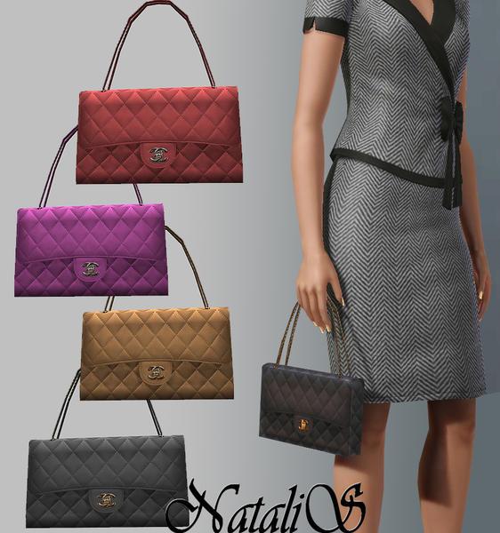 Natalis Classic Flap Bag