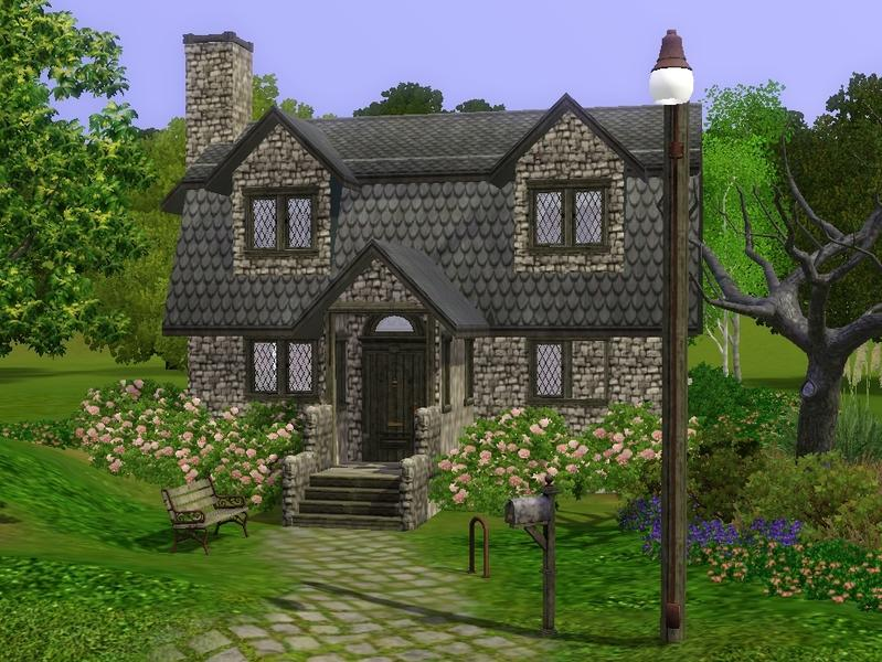 simsjeanie 39 s iris old cottage