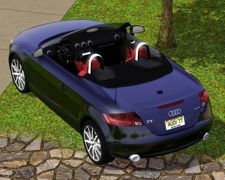 fresh prince 39 s 2009 audi tt roadster. Black Bedroom Furniture Sets. Home Design Ideas