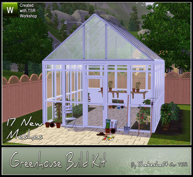 Sims 4 Glass Roof