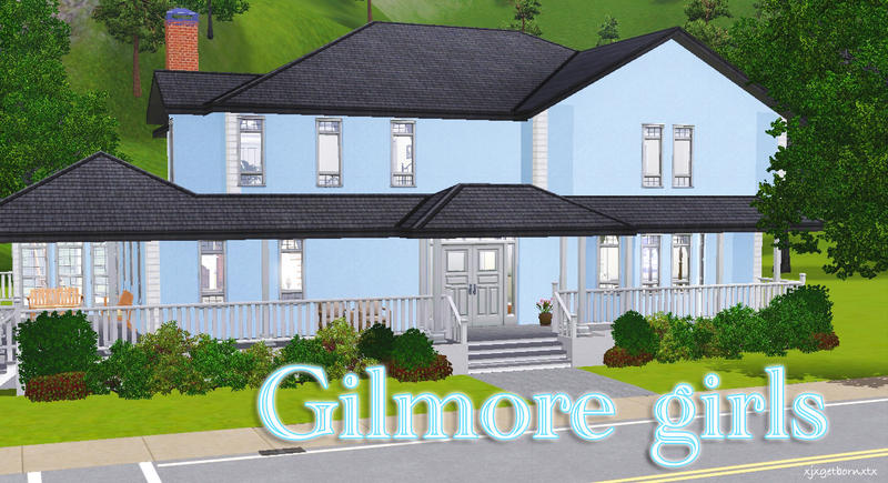 Gilmore Girls House xjxgetbornxtx31's gilmore girls house