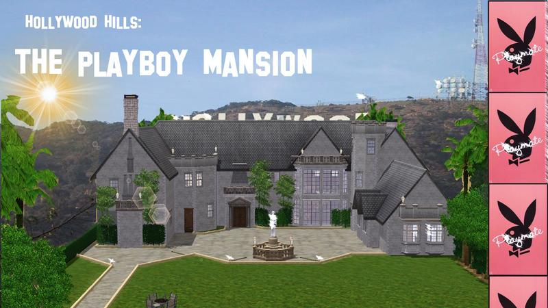 The Playboy Mansion Has Found A Buyer: Sbrizolone's The Playboy Mansion