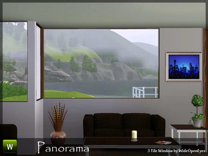 Wideopeneyes 39 Panorama Windows