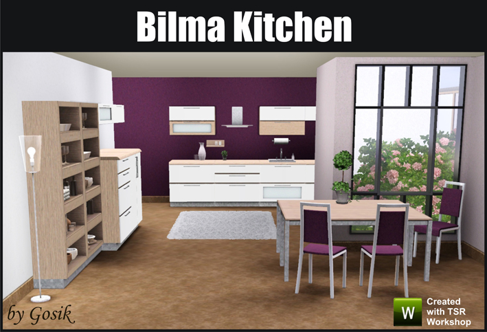 sims 3 kitchen ideas gosik s bilma kitchen 21712