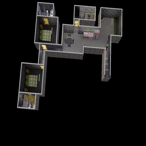 jadepanther198303's Underground Bunker Starter
