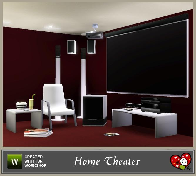 Mensure S Home Theater Set
