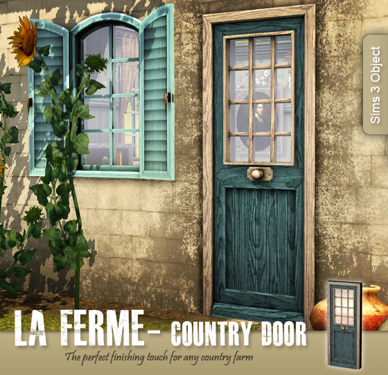 La Ferme Country Door : coutry door - pezcame.com