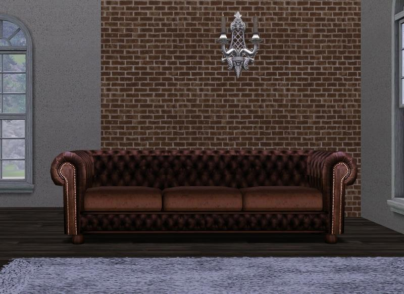 Eryt Chesterfield Seater Sofa