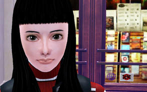 Sims 3 — Dora Young by chouyen2002 — Skin by PeggyZone