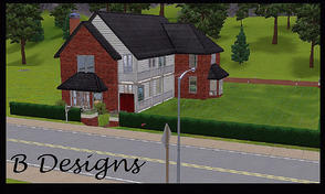 Sims 3 — B Designs 20 Village Home by littleb920 — B Designs 20 Village Home is perfect house for nice size family. The